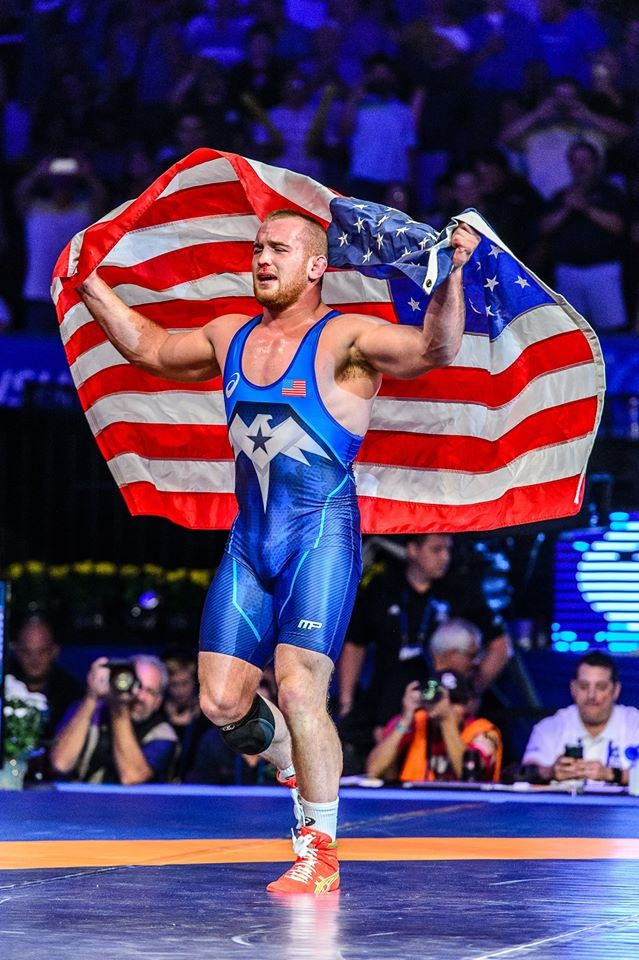 In pictures: 2015 World Wrestling Championships day five of competition