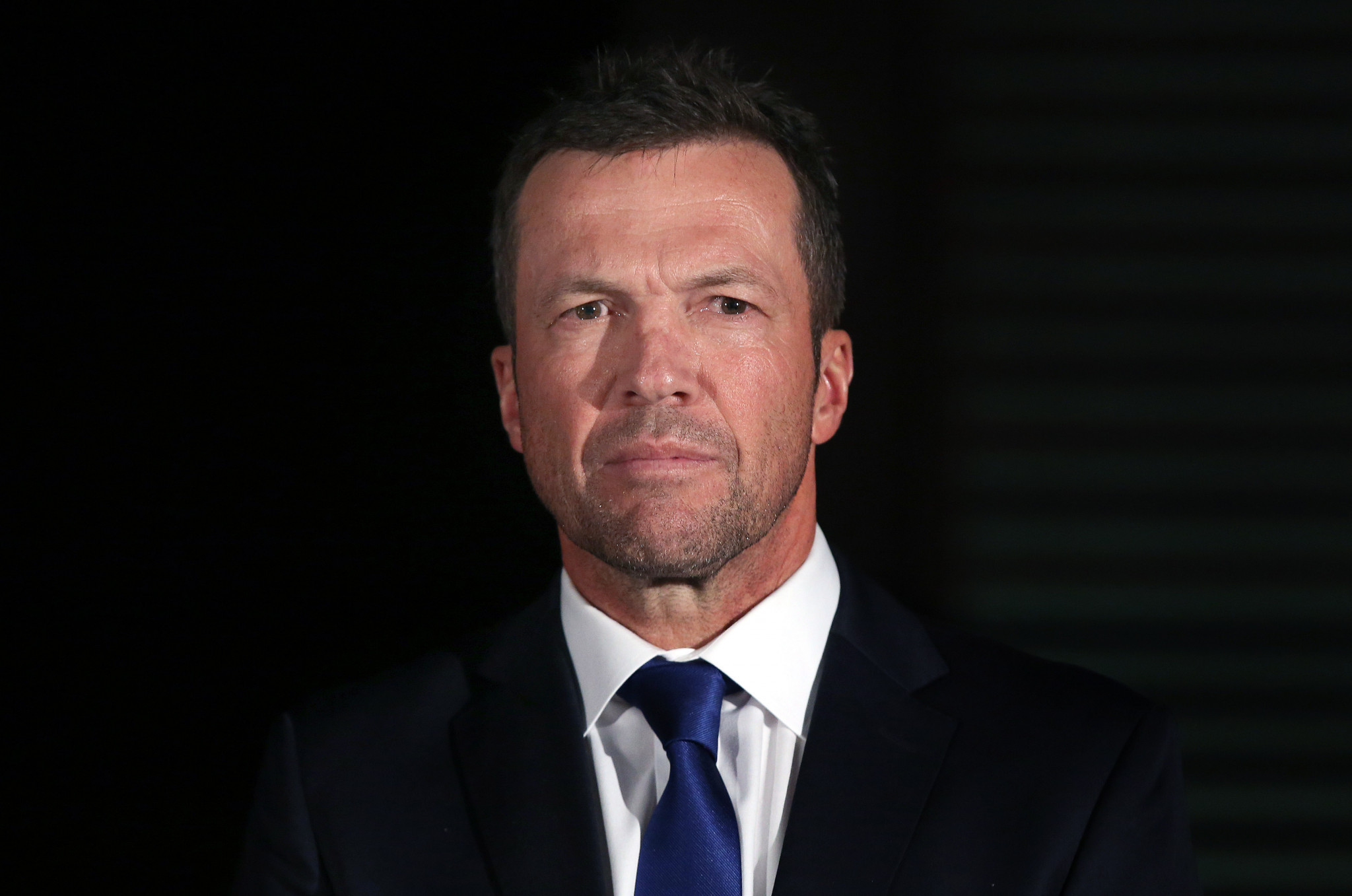 FIFA World Cup winner Lothar Matthäus has been unveiled as an ambassador of Morocco's bid for the 2026 edition of football's showpiece event ©Getty Images