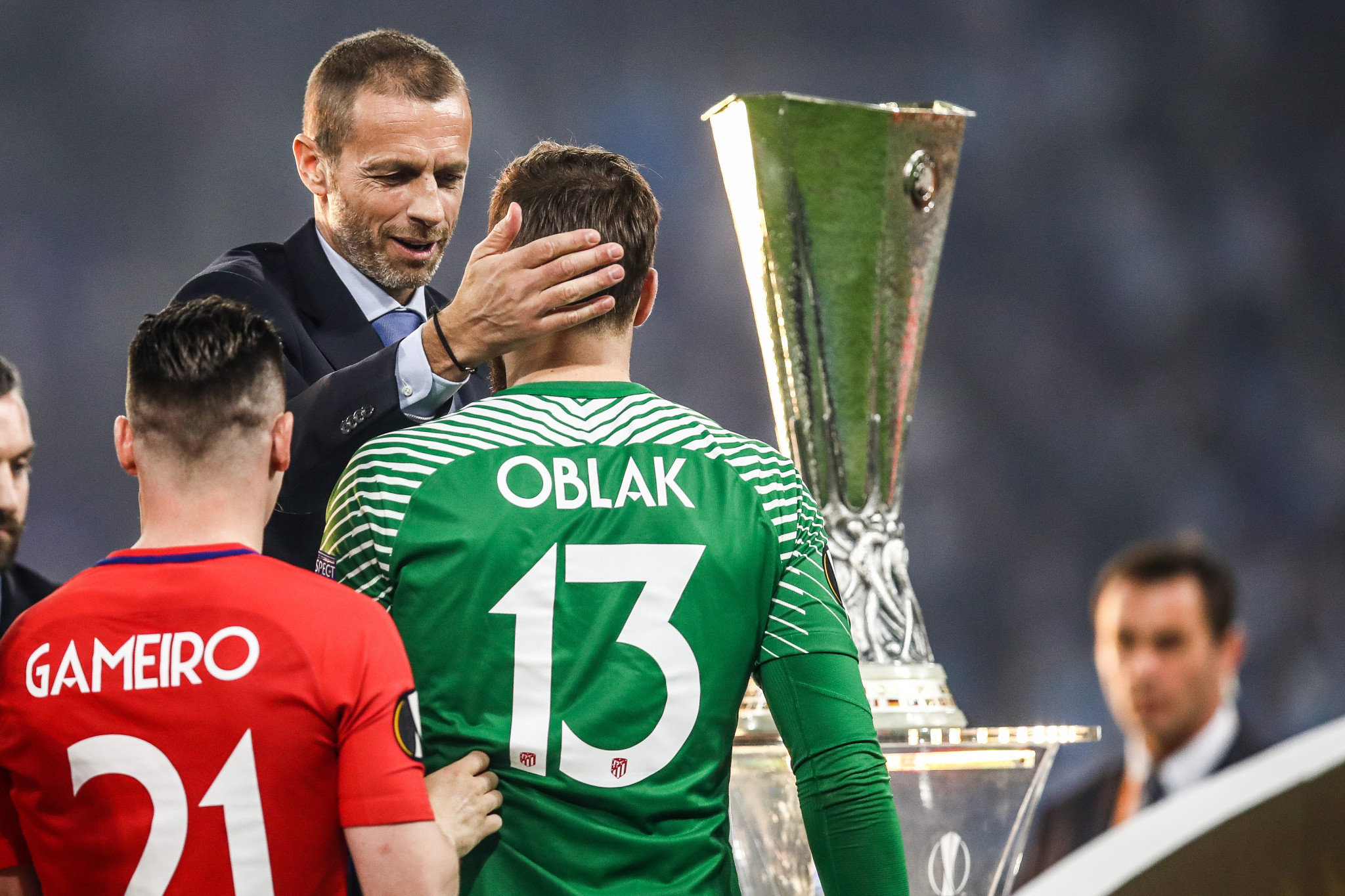 UEFA President Aleksander Ceferin has been among the officials to complain about the Club World Cup proposals ©Getty Images