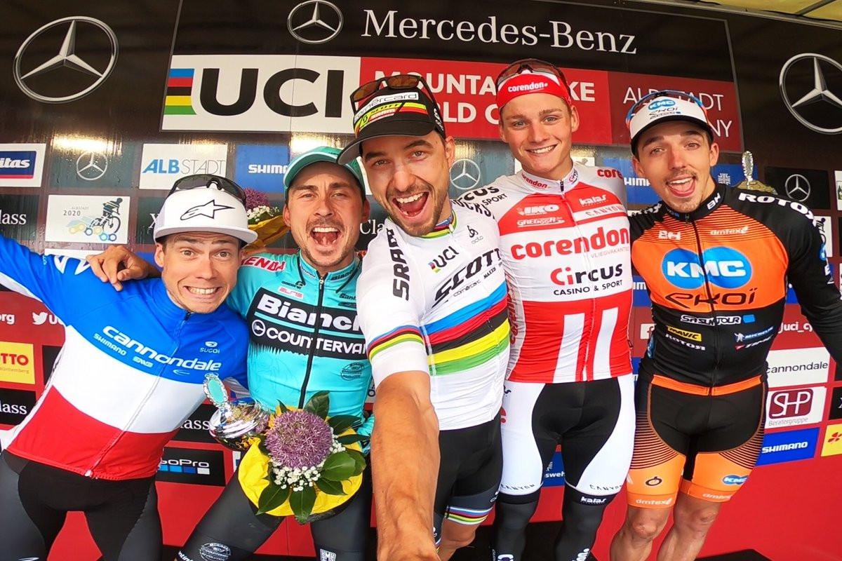 Schurter triumphs at UCI Mountain Bike World Cup in Albstadt