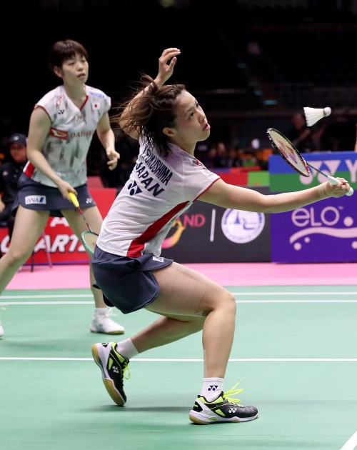 Top seeds Japan enjoy comfortable win on opening day of BWF Uber Cup