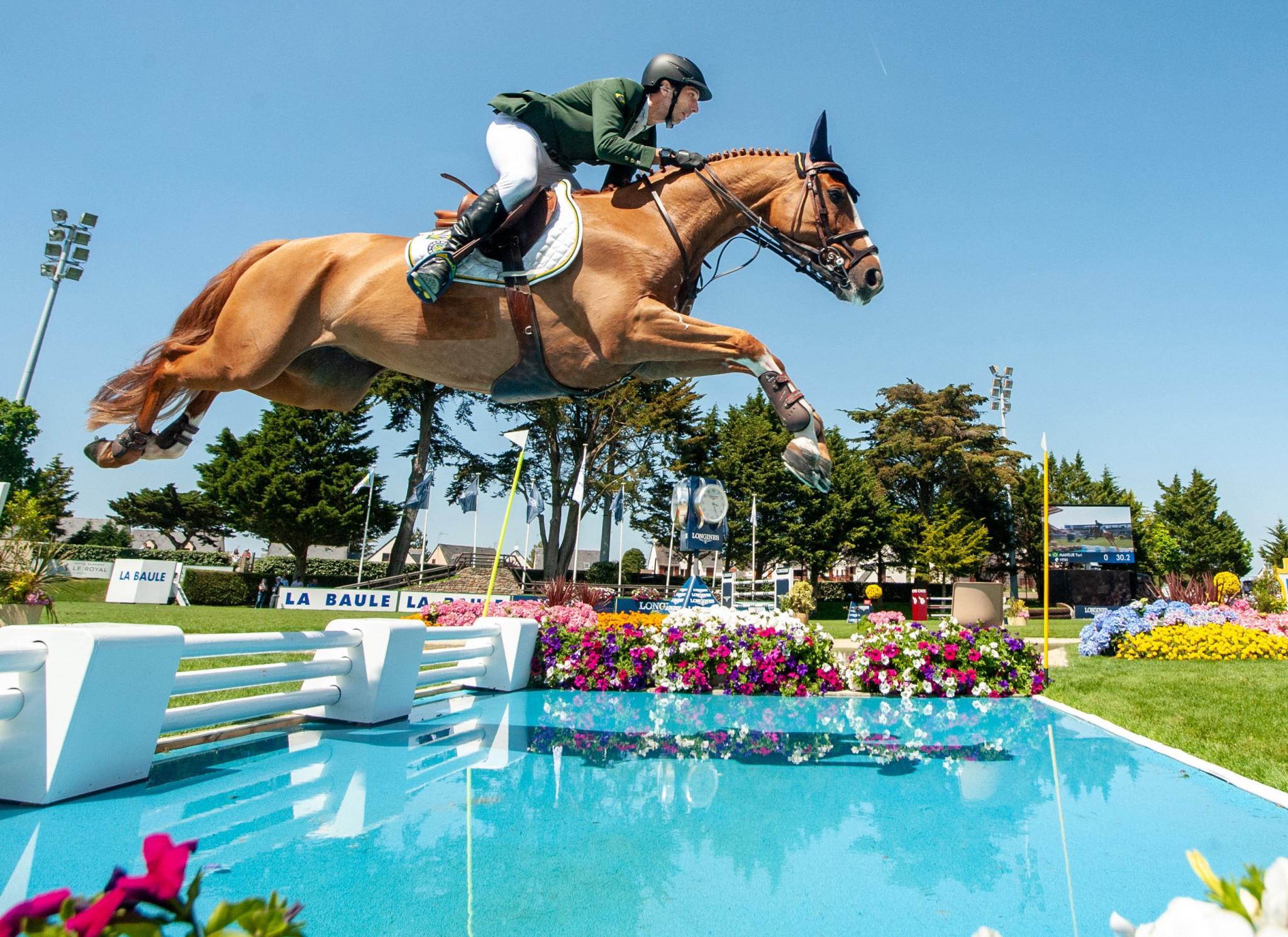 Brazil earn first FEI Nations Cup Jumping title in La Baule