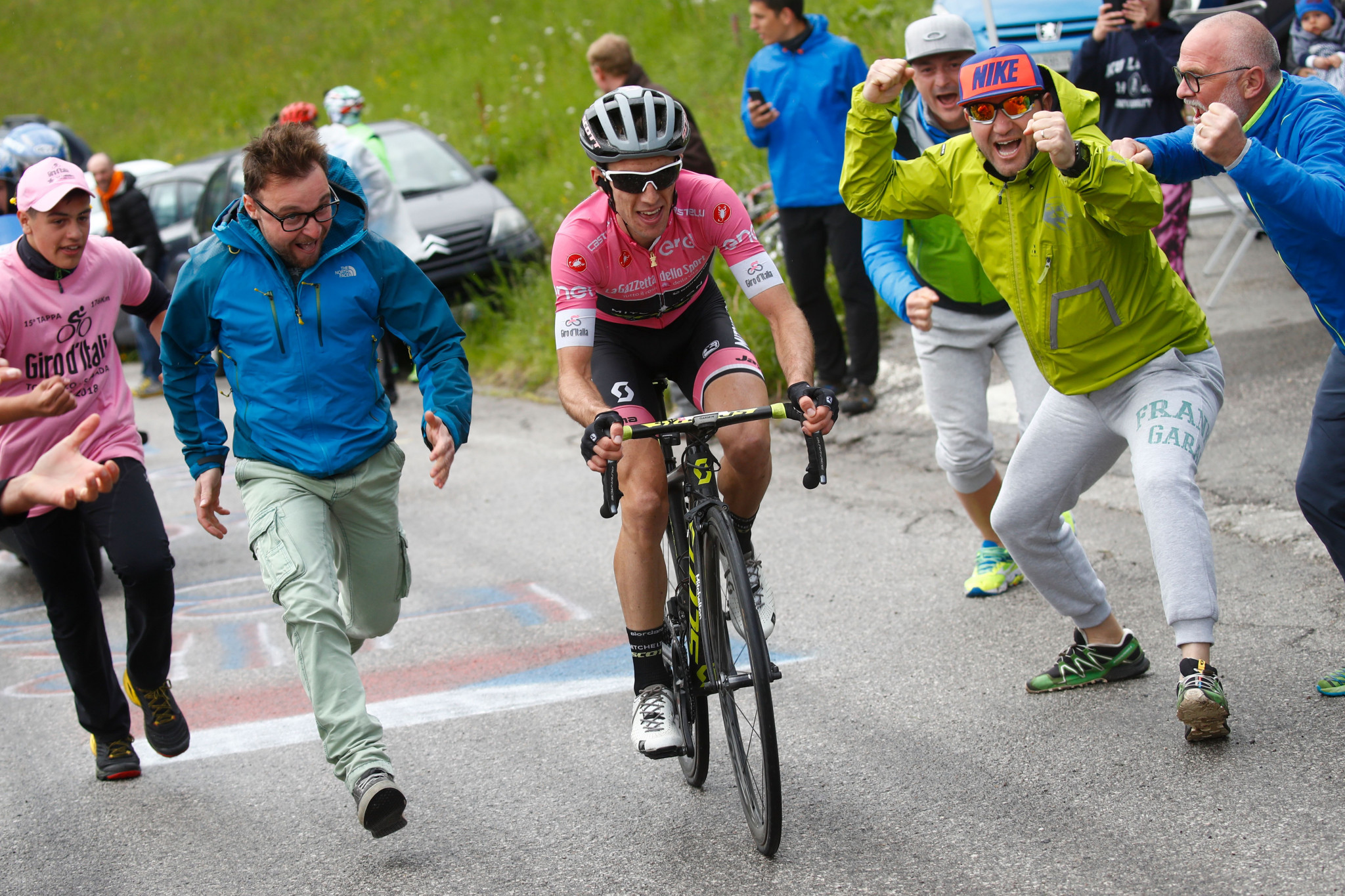 Yates strengthens grip on Giro d'Italia with stage 15 triumph