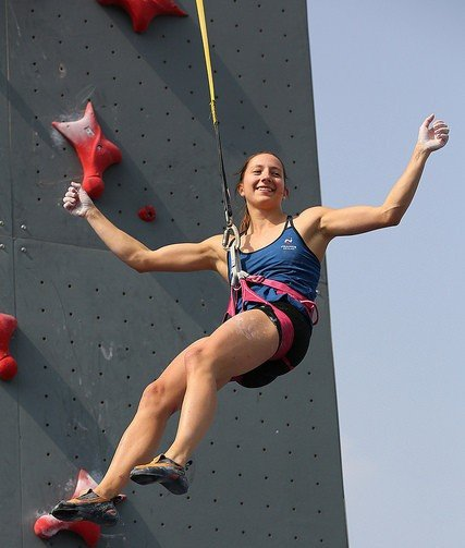 Double gold for France at IFSC World Cup in Tai'an