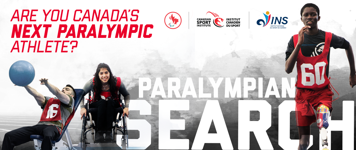 Canada to search for next Paralympians at identification events