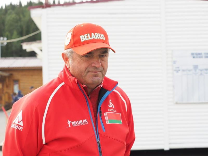 Belarus biathlon team appoint Albers as head coach