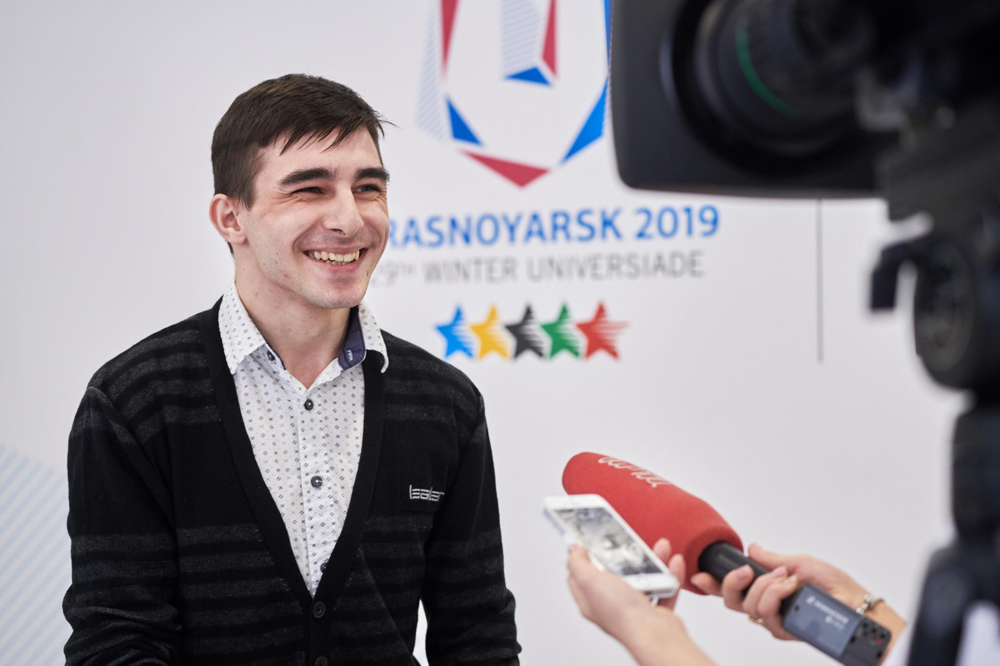 About 5,000 volunteers are expected to be involved in Krasnoyarsk 2019 activities ©Krasnoyarsk 2019