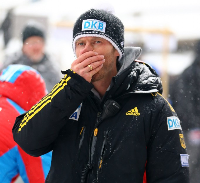 Spies extends contract as German bobsleigh head coach