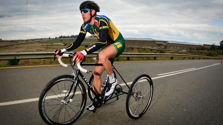 South Africa claim two golds on opening day of home Para-Cycling Road World Cup