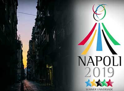 Naples 2019 have started their volunteer recruitment campaign ©Naples 2019