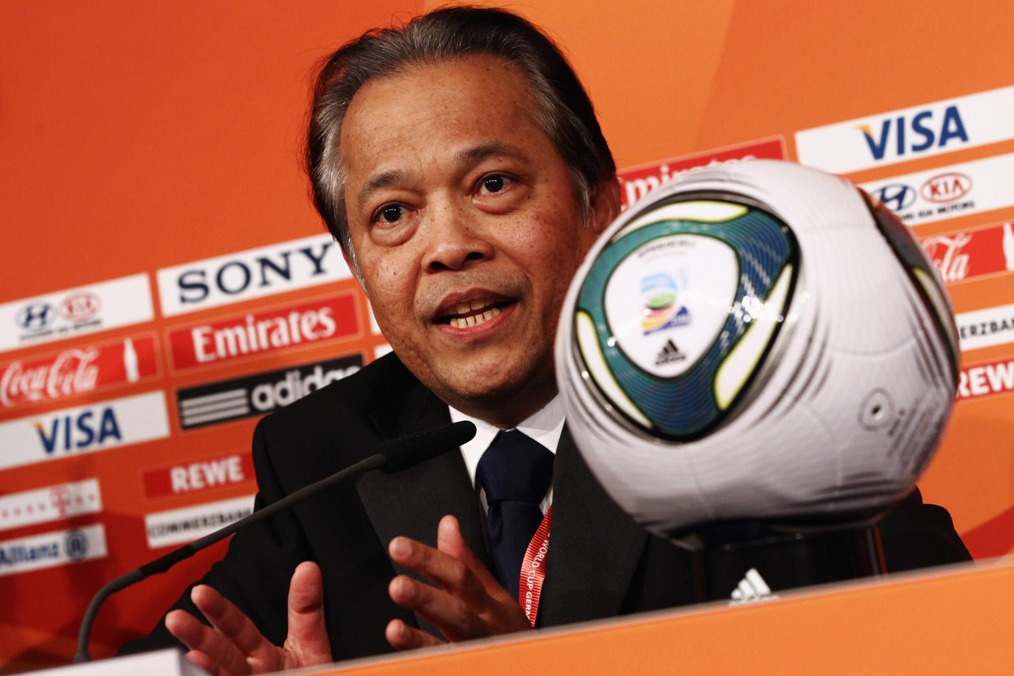 FIFA shorten suspension of former Executive Committee member Makudi