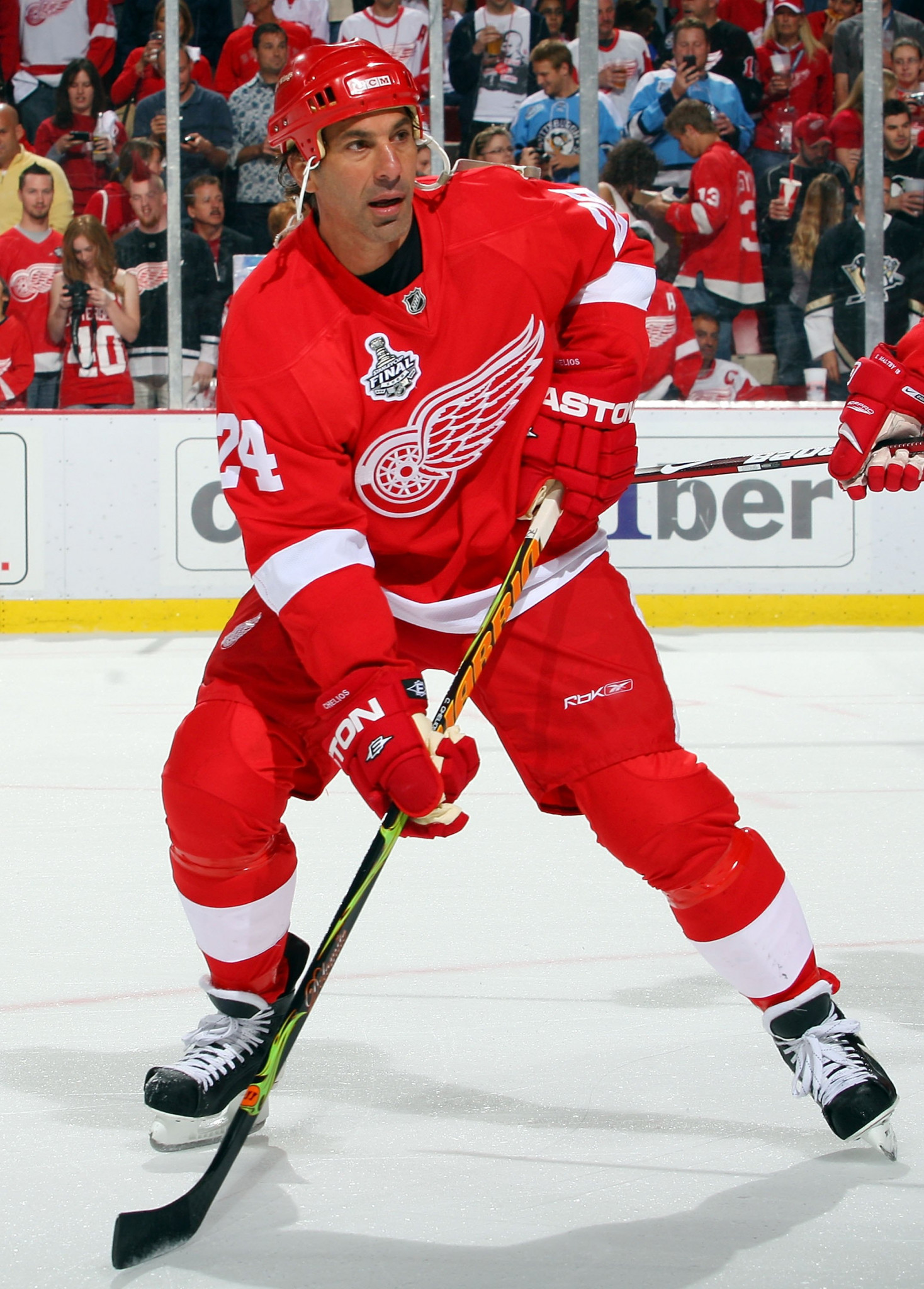 Chris Chelios' career spanned almost 30 years ©Getty Images