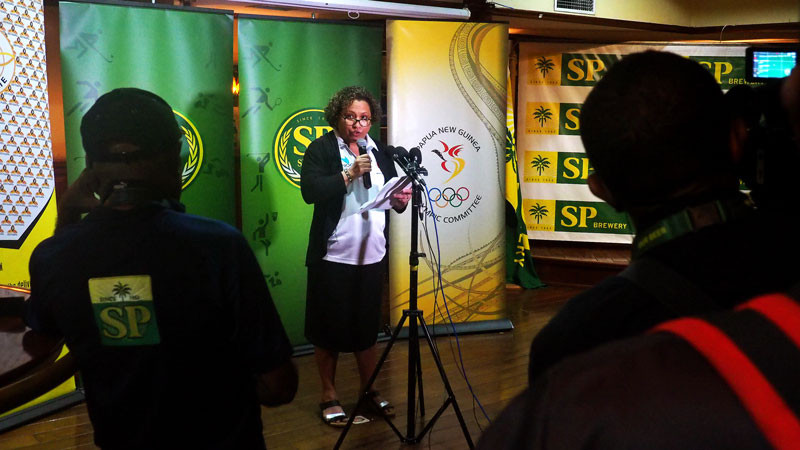 Papua New Guinea Olympic Committee announce finalists for SP Sports Awards