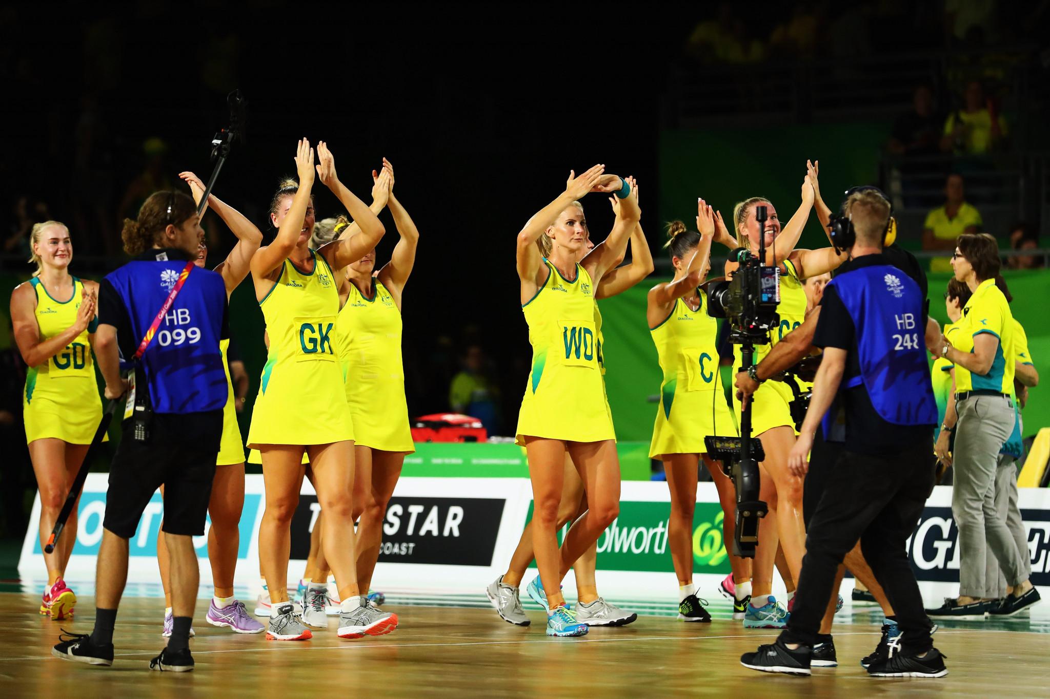 Australia remain top of netball world rankings despite Gold Coast silver