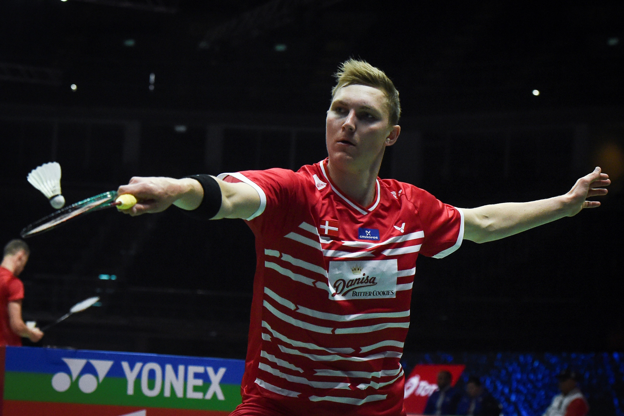Defending champions Denmark continue impressive form at BWF Thomas Cup