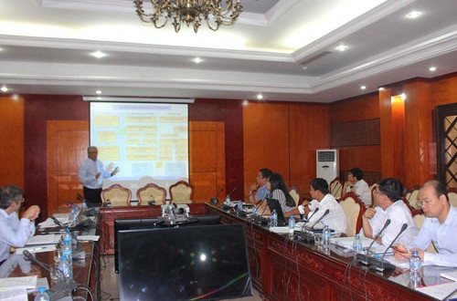 IT experts among OCA officials to help Vietnam with Asian Beach Games preparations