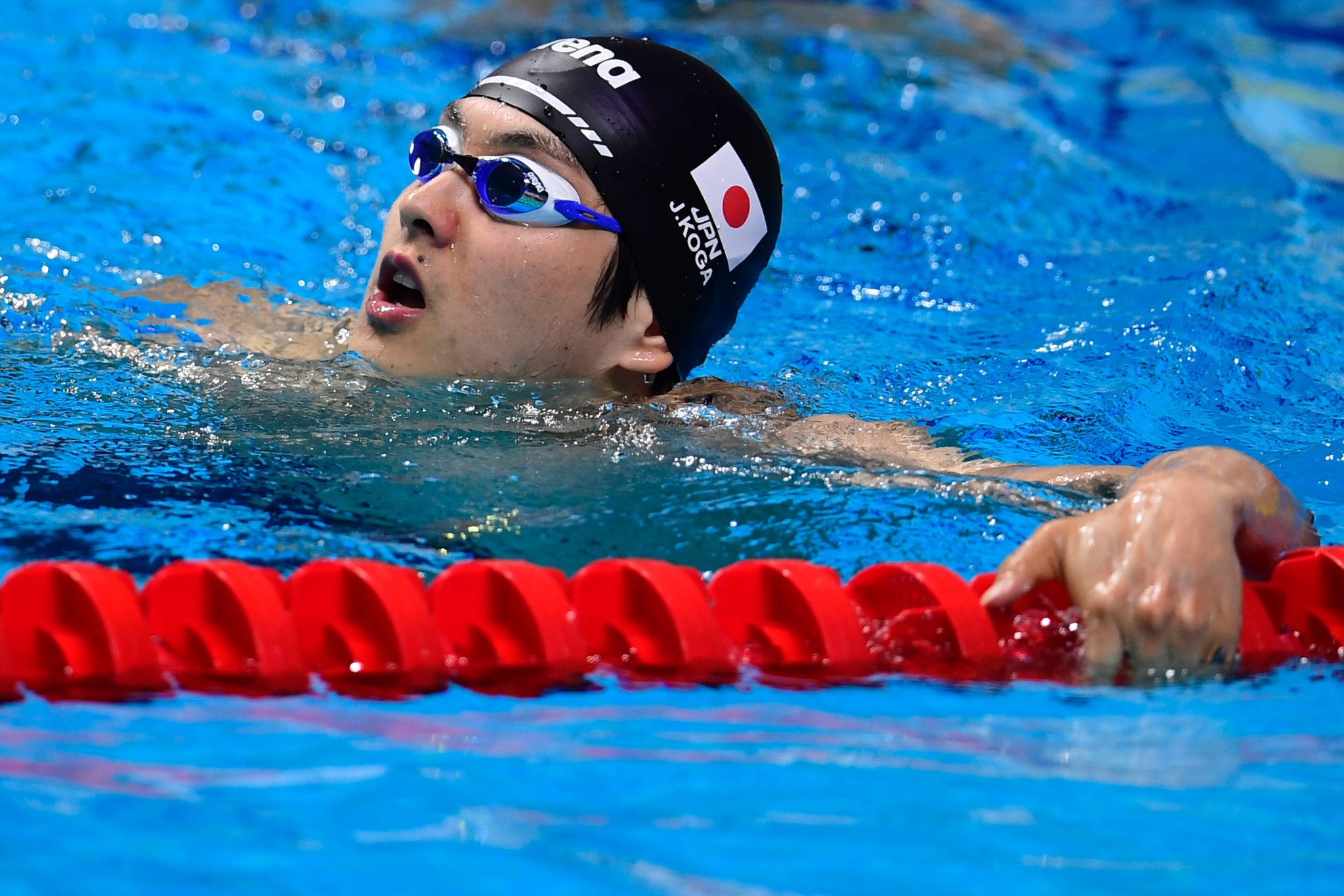 Top Japanese swimmer withdrawn from Asian Games squad after failed drugs test