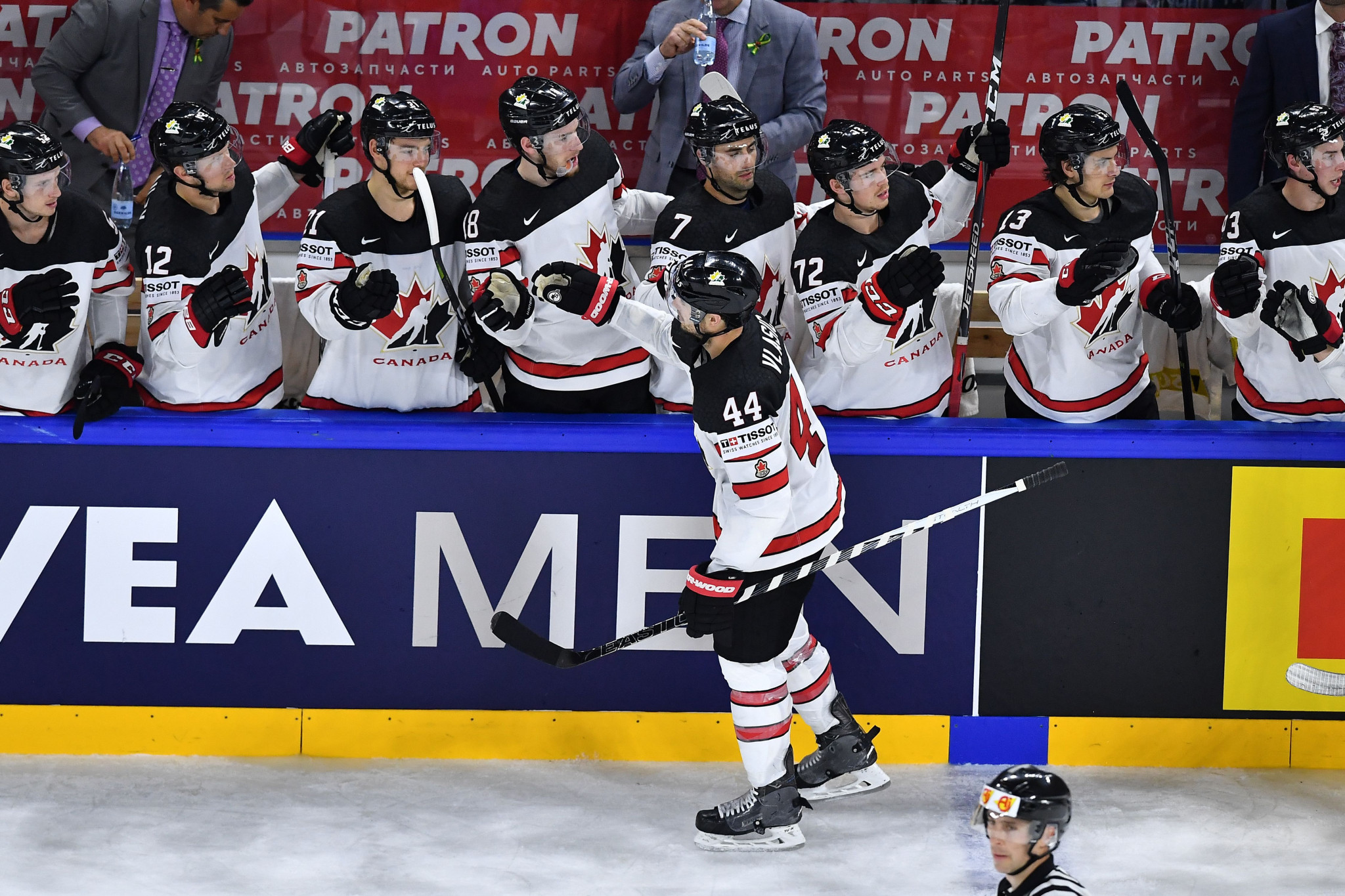 Canada remain top of IIHF rankings despite fourth place finish at World Championships