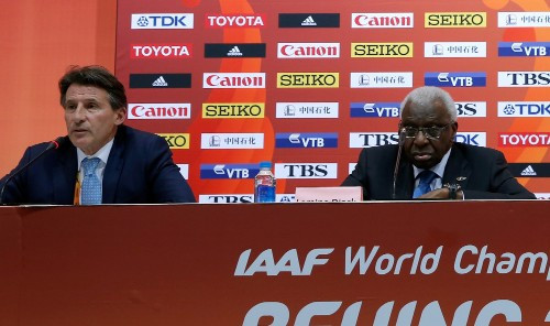 Diack cancels Paris meeting with Coe citing medical reasons