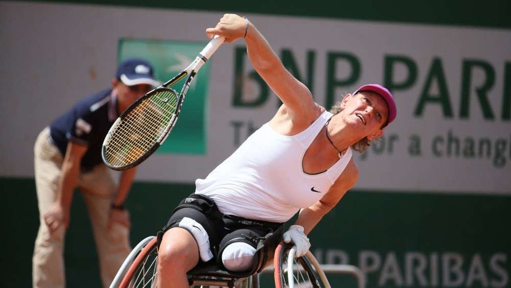 Wildcards unveiled for wheelchair competitions at French Open