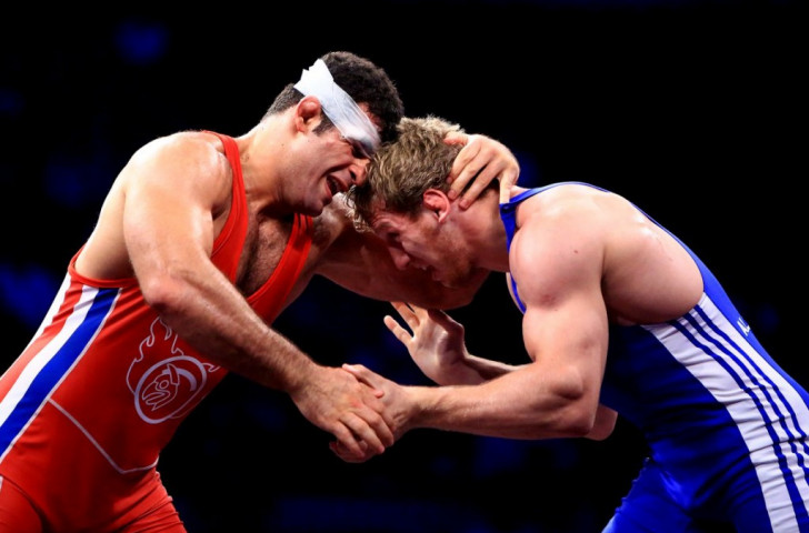 Organisers of the 2015 Wrestling World Championships have tried to increase American interest in Greco-Roman and women's wrestling