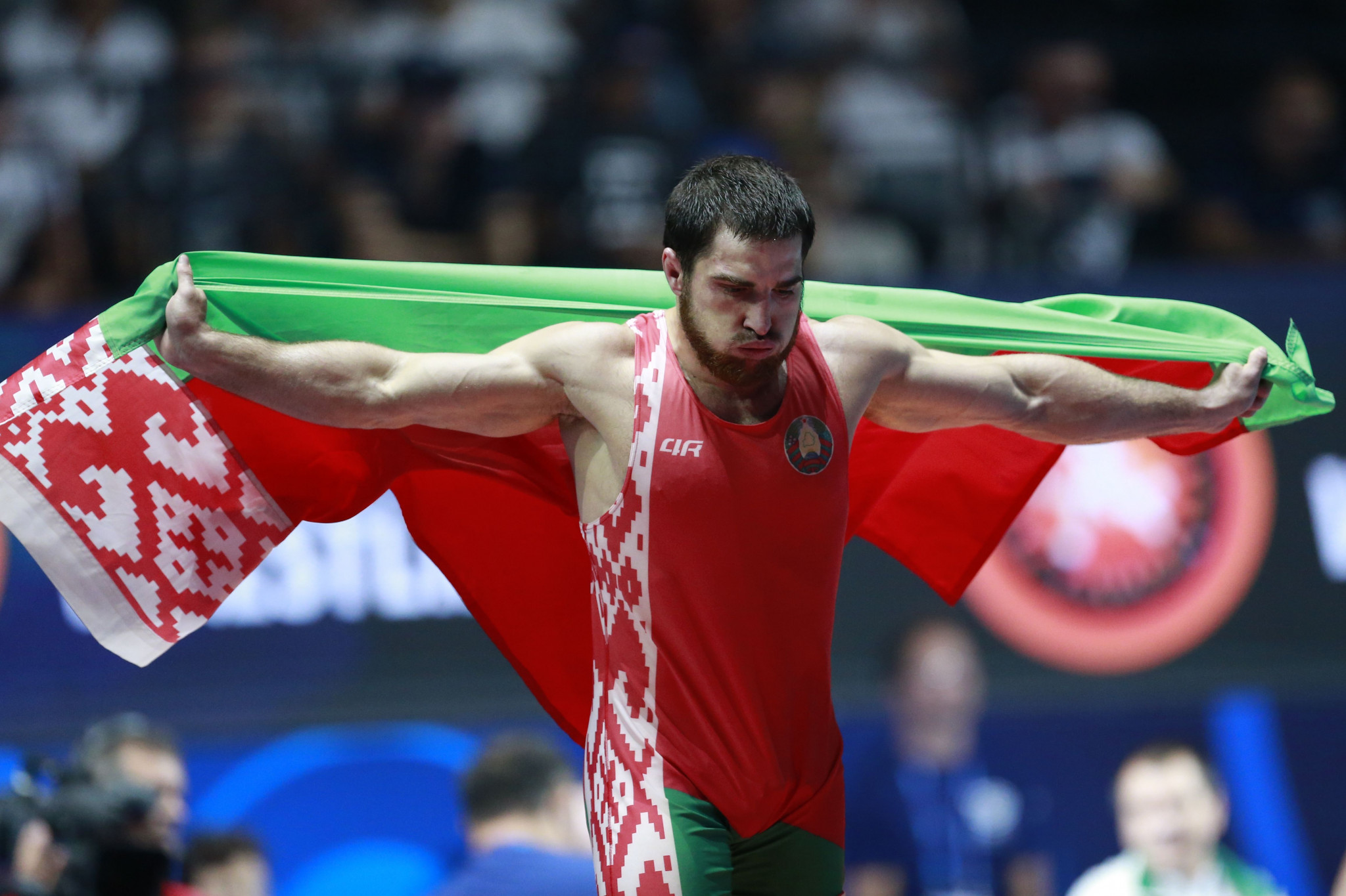 Hosts Belarus set ambitious wrestling target for Minsk 2019 European Games
