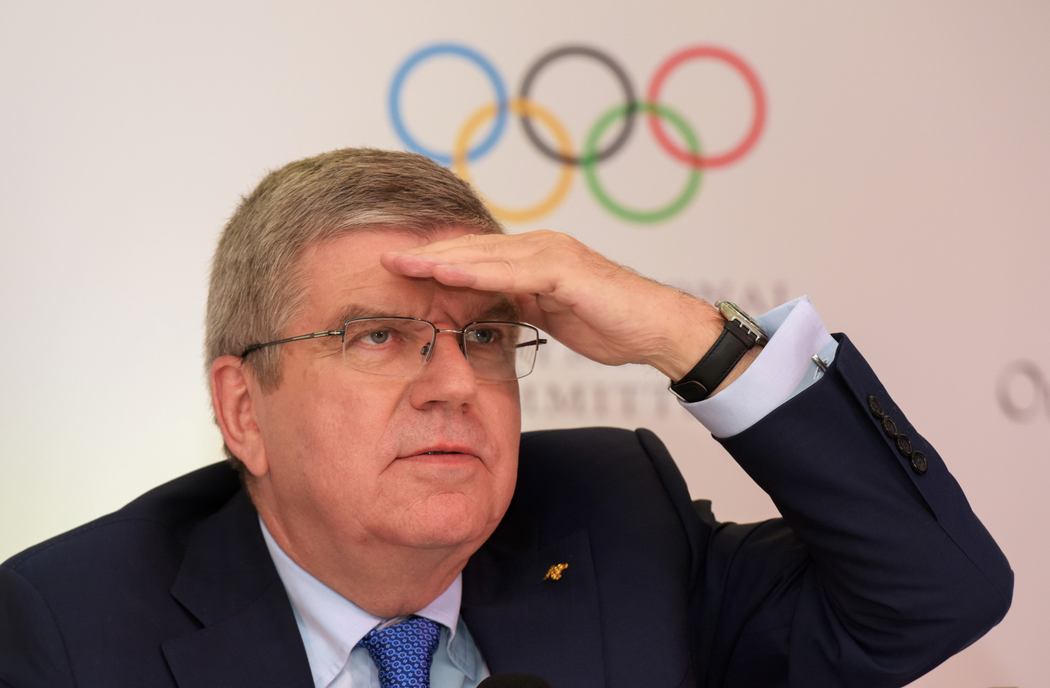 Bach invites German athletes to Lausanne to explain funding model