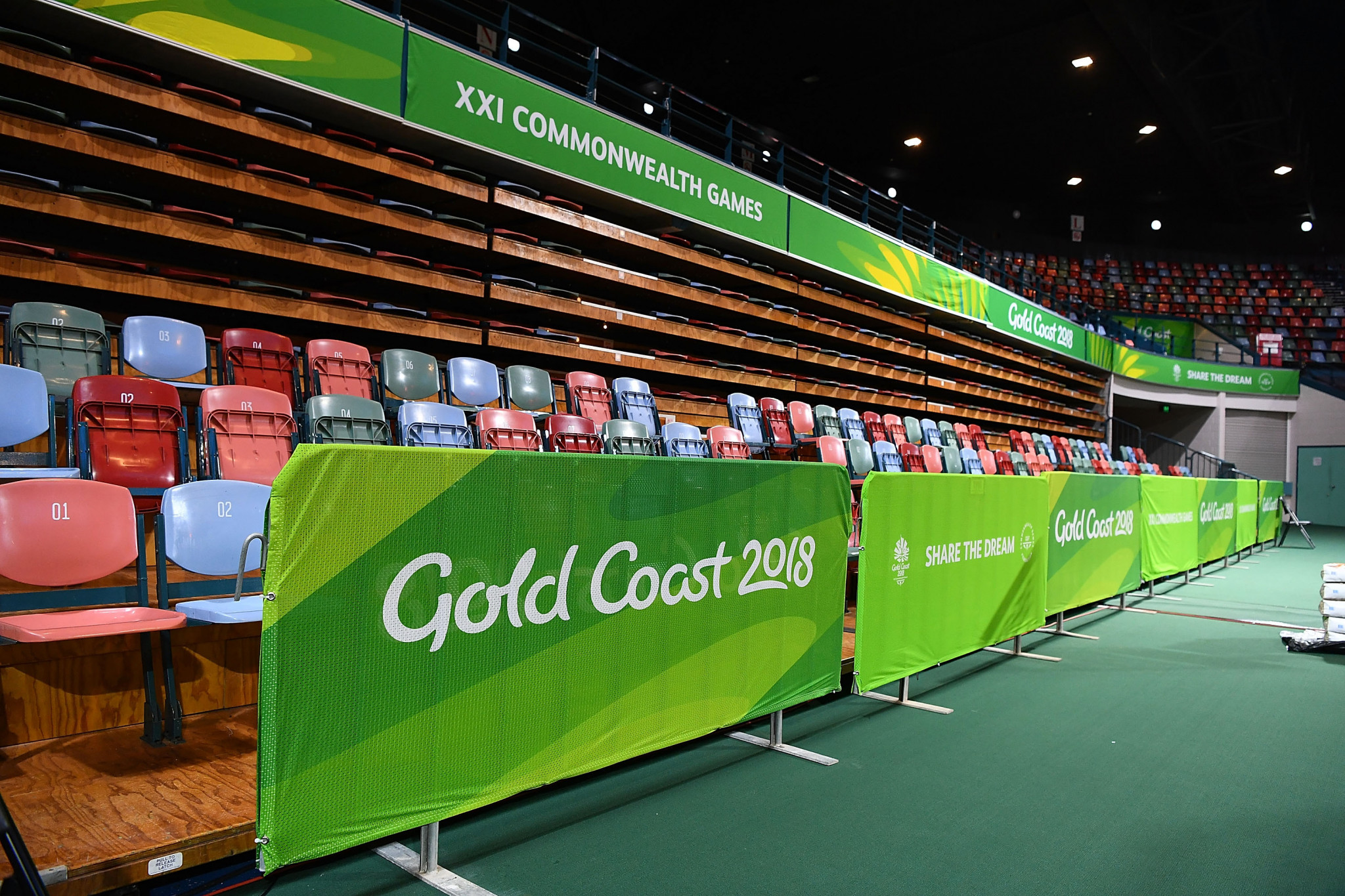 It is believed one in 31 of the athletes, officials and media who attended Gold Coast 2018 have not returned home to their respective countries ©Getty Images