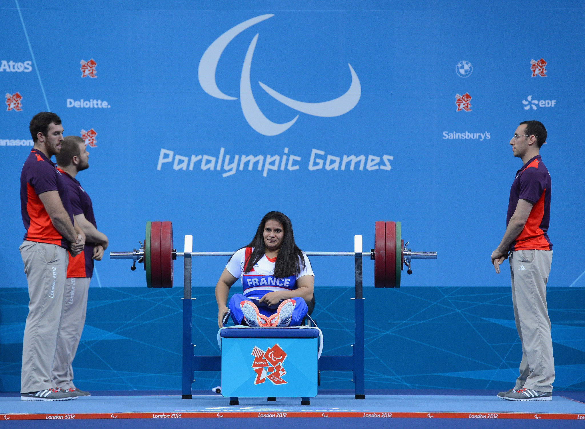 Souhad Ghazouani will be seeking a return to her Paralympic gold medal winning form ©Getty Images