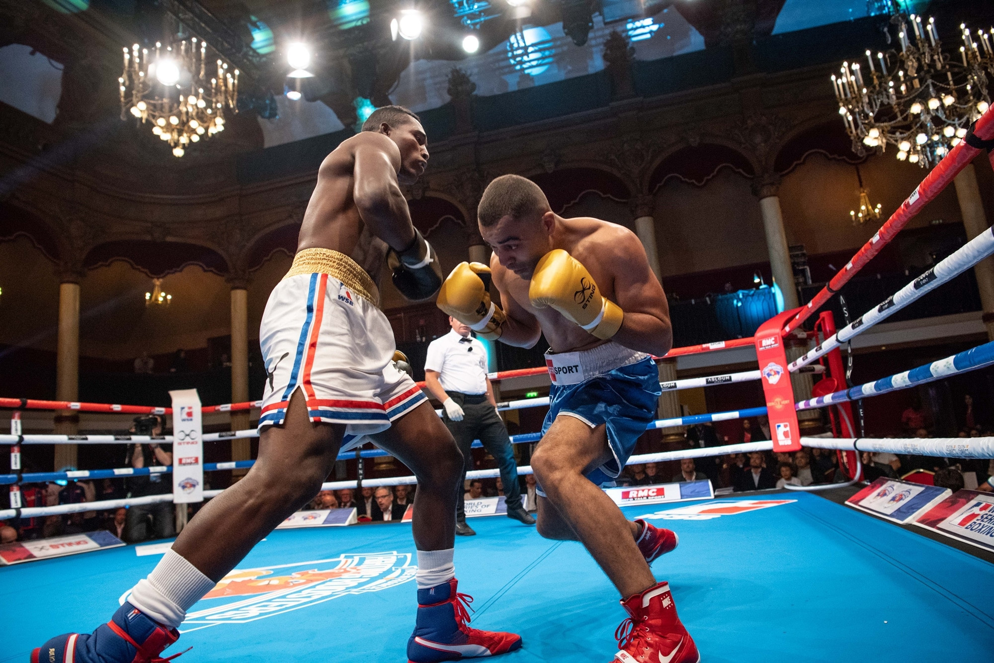 Astana and Cuba look to finish the job in World Series of Boxing semi-finals