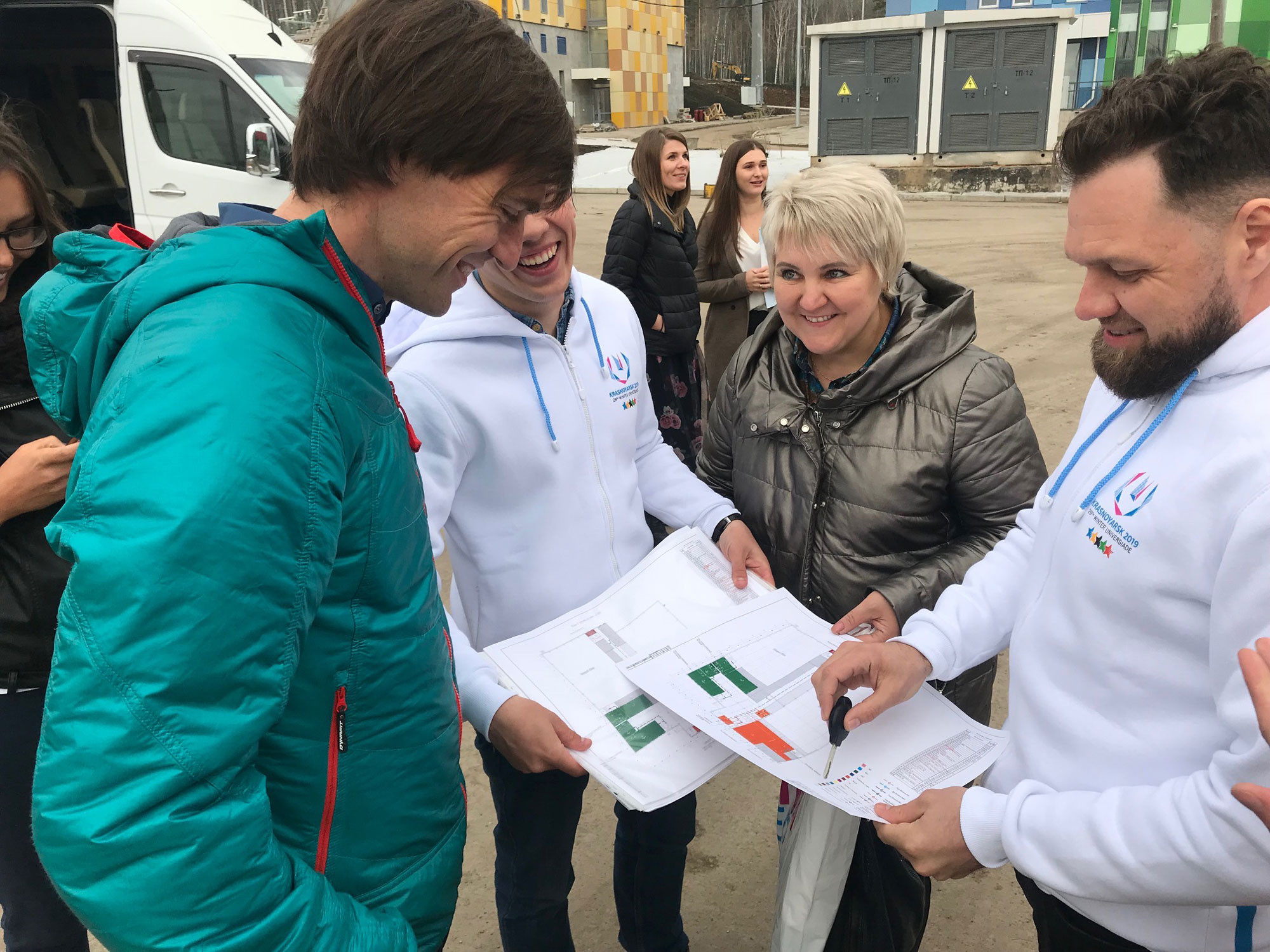 FISU begin latest inspection of Winter Universiade venues in Krasnoyarsk