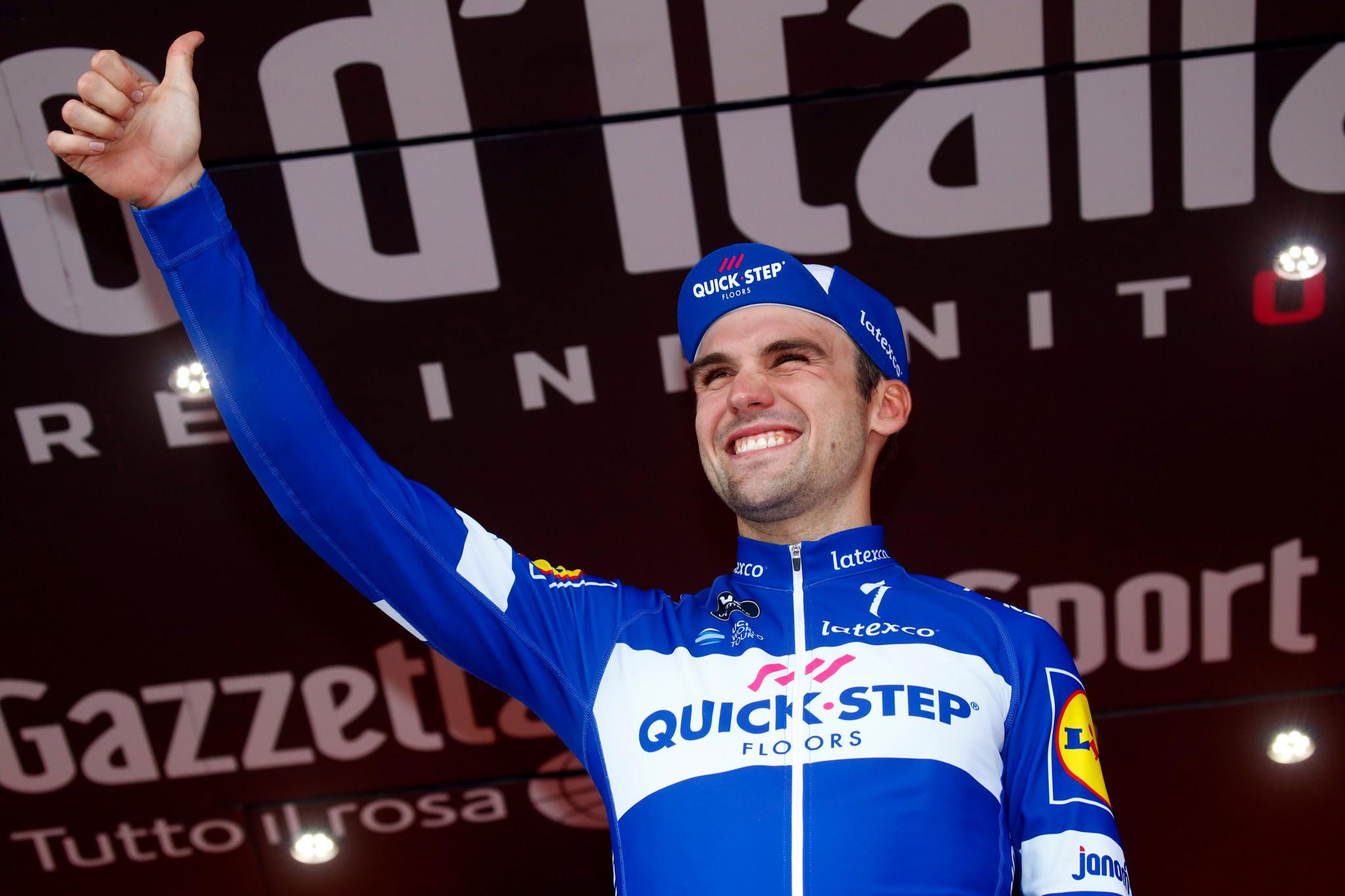 Yates lead cut in half as Schachmann wins stage 18 at Giro d'Italia
