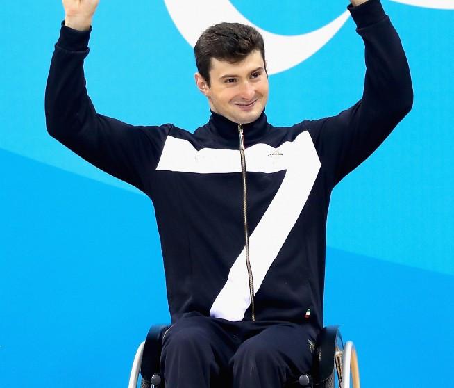 Bocciardo earns home win at World Para Swimming World Series in Italy
