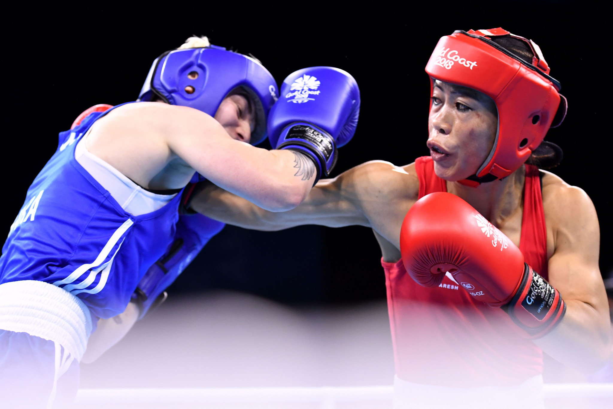 Boxer Mary Kom is considered the biggest symbol of sporting talent in Manipur ©Getty Images