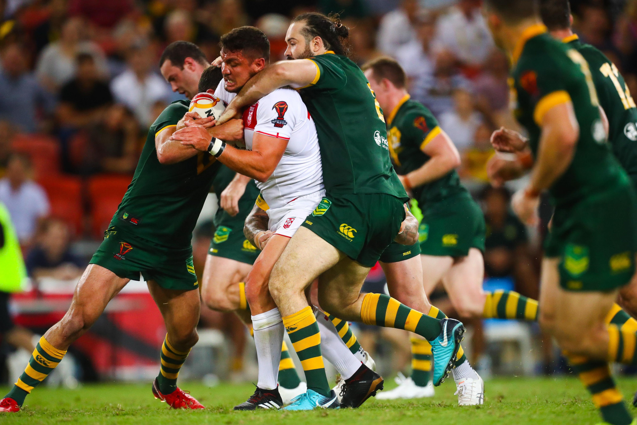 Hosts Australia beat England to win the 2017 Rugby League World Cup ©Getty Images