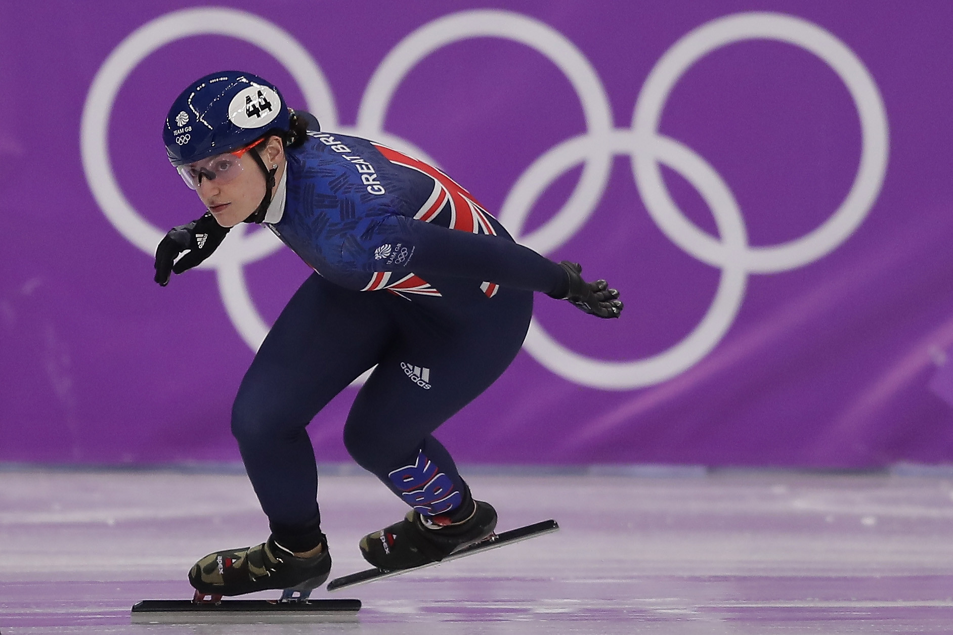 Two-time Olympian talent-spotted at birthday party retires from short-track speed skating