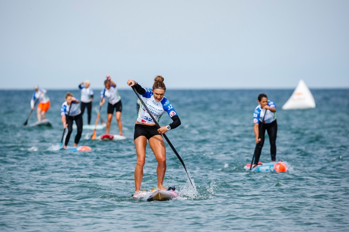 The announcement comes after gender equity was successfully featured for the first time at the 2017 ISA World StandUp Paddle and Paddleboard Championship in Denmark ©ISA