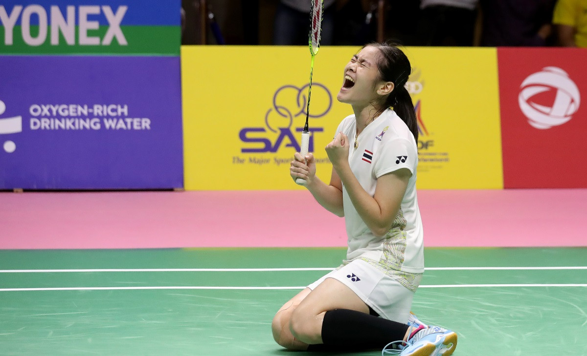 Defending champions China and Denmark crash out at semi-final stage of BWF Thomas and Uber Cups