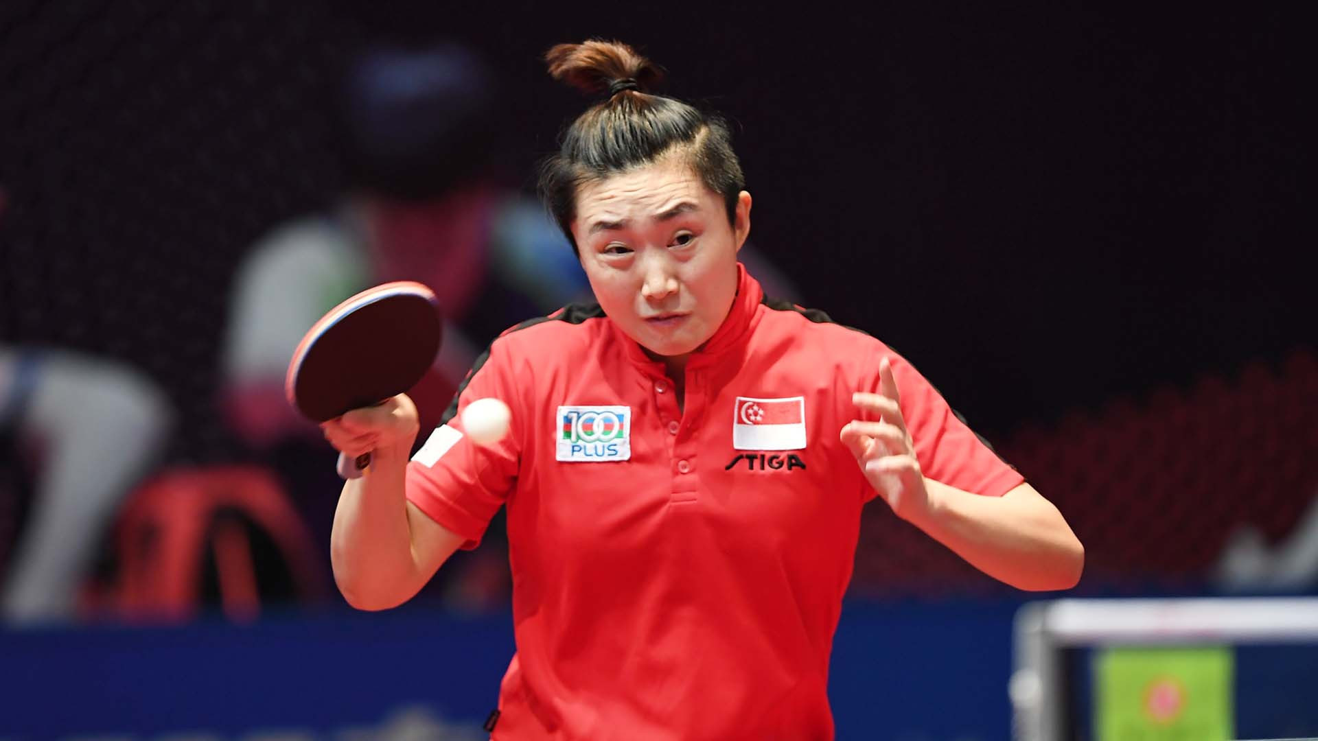 Seeds continue to fall at ITTF Hong Kong Open