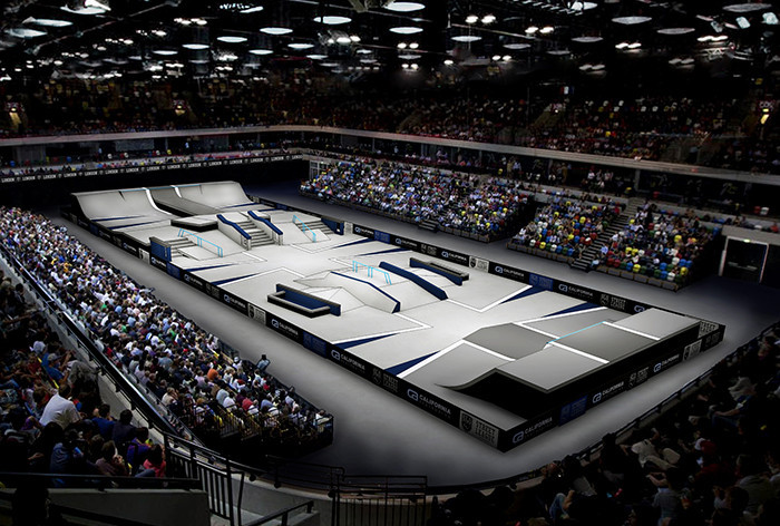 Skateboarding is set to enjoy one of its most prominent showcases since it was added to the Tokyo 2020 Olympic programme when the Street League Pro Open takes place in London ©SLS
