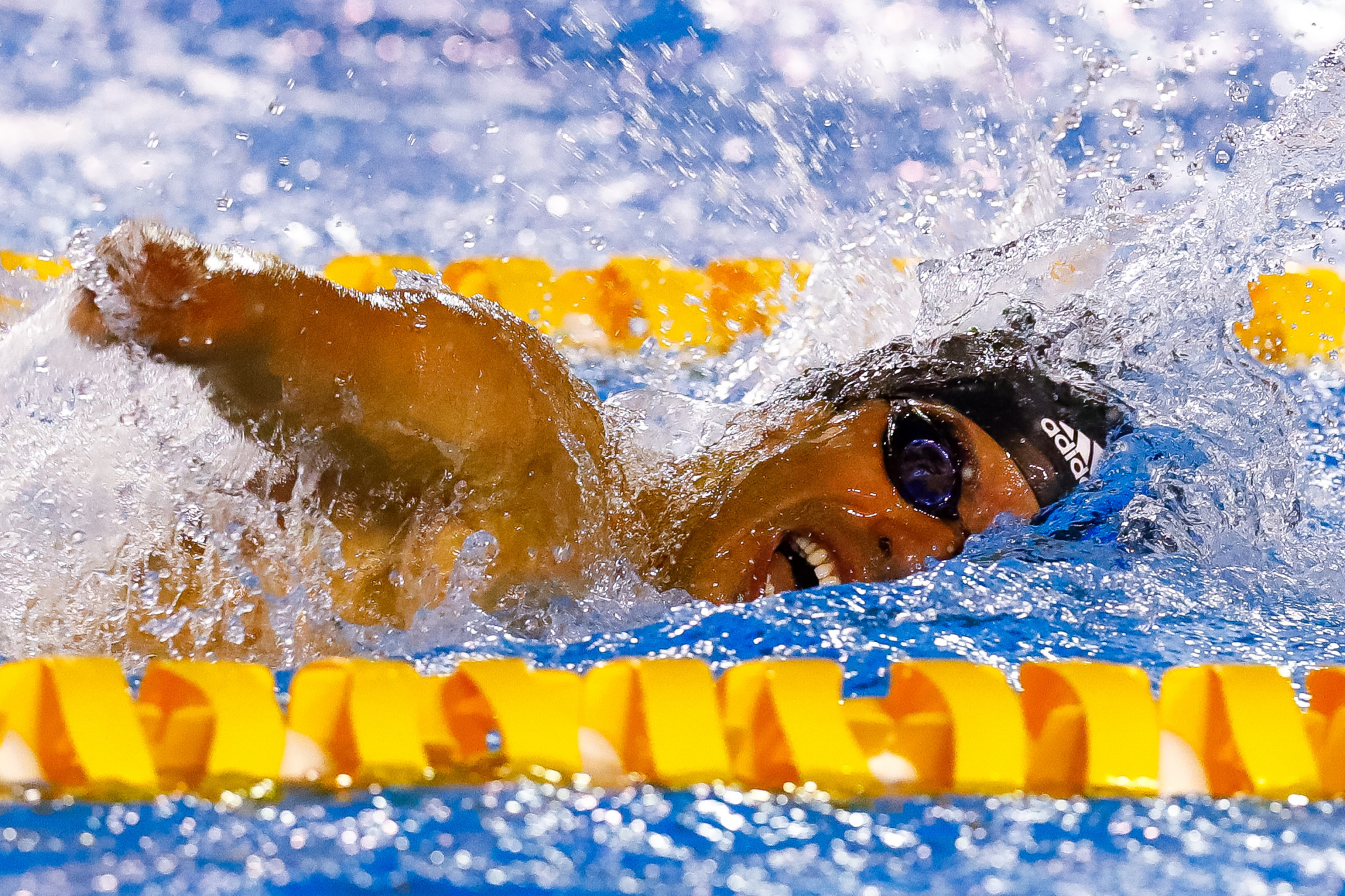 Paralympic legends among winners at Para Swimming World Series in Italy