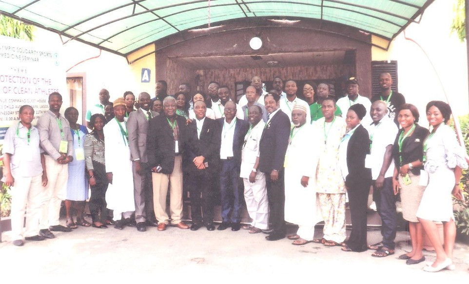 Nigeria Olympic Committee holds sports medicine seminar