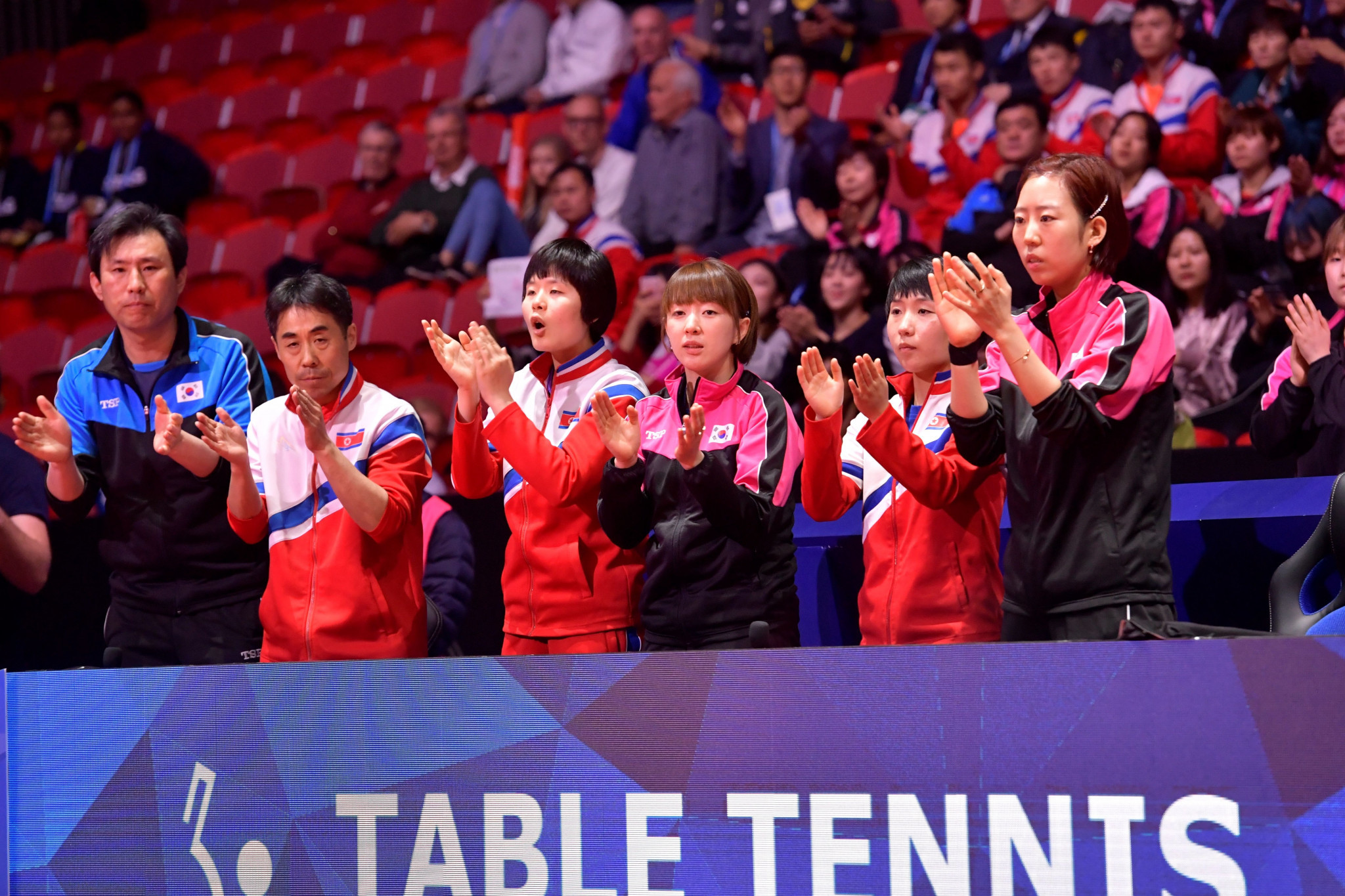 South Korean players miss entry deadline for table tennis event in North Korea