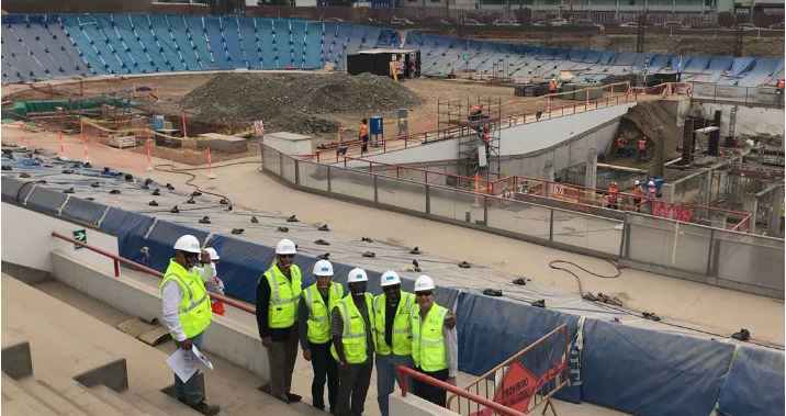 Preparations are continuing for the Lima 2019 Pan American Games ©Panam Sports