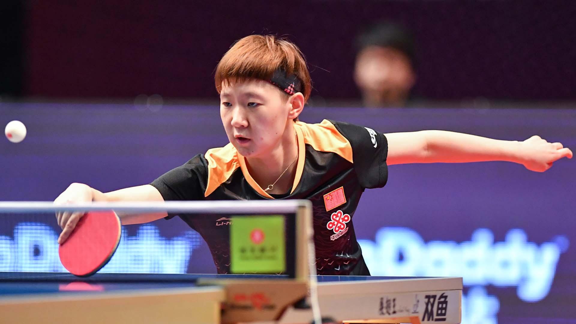 Wang and Chen set-up all-Chinese final at ITTF Hong Kong Open