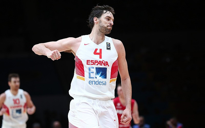Gasol guides Spain into EuroBasket quarter-finals with superb display in win over Slovenia