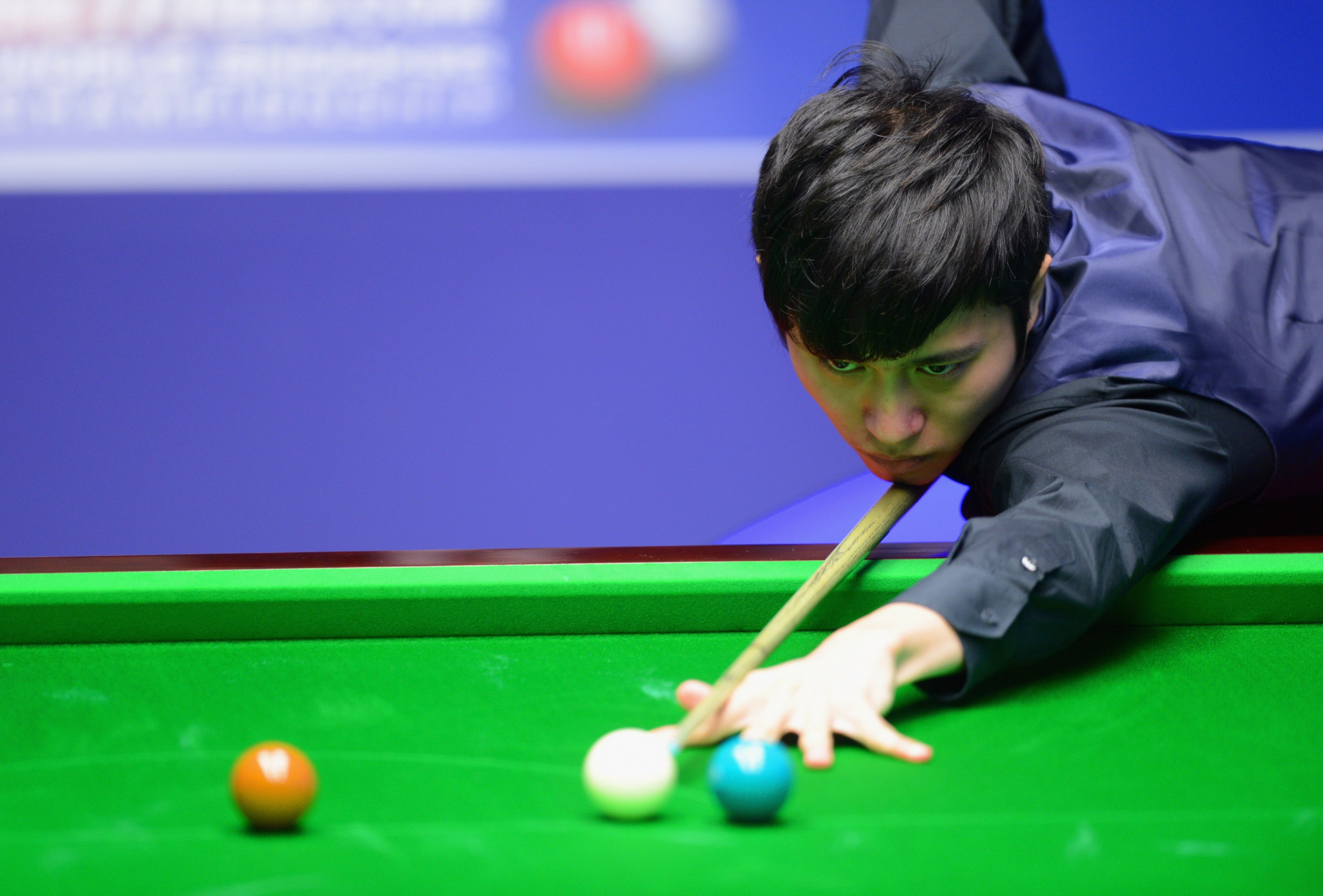 Cao Yupeng of China is among the snooker players sanctioned ©WPBSA
