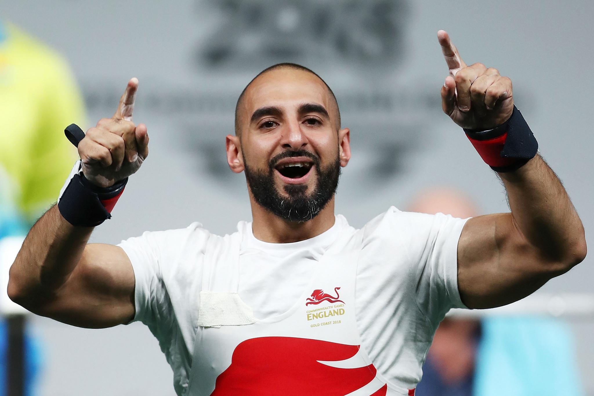 Jawad continues British success at World Para Powerlifting European Open Championships