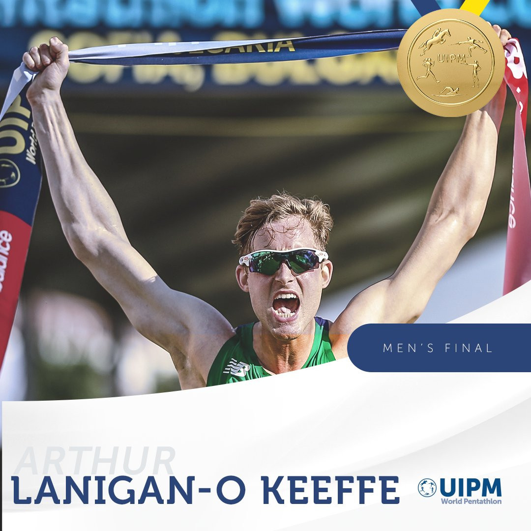 Ireland's Lanigan O'Keeffe claims sensational gold medal at UIPM World Cup
