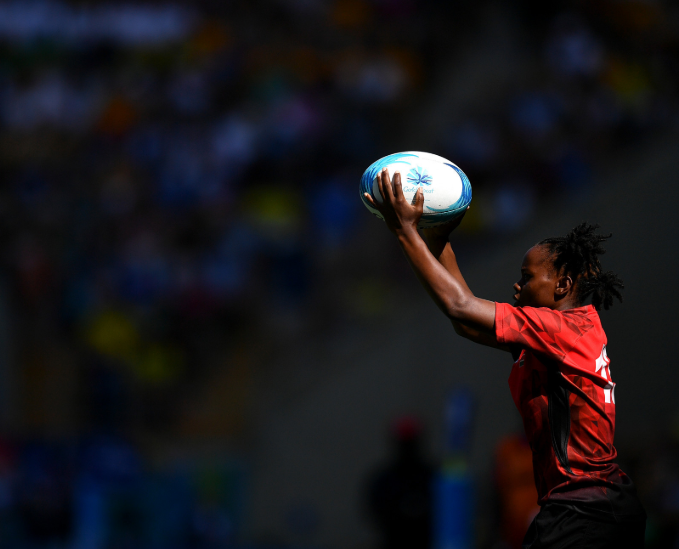 Tournament favourites Kenya enjoyed a successful opening day ©Getty Images